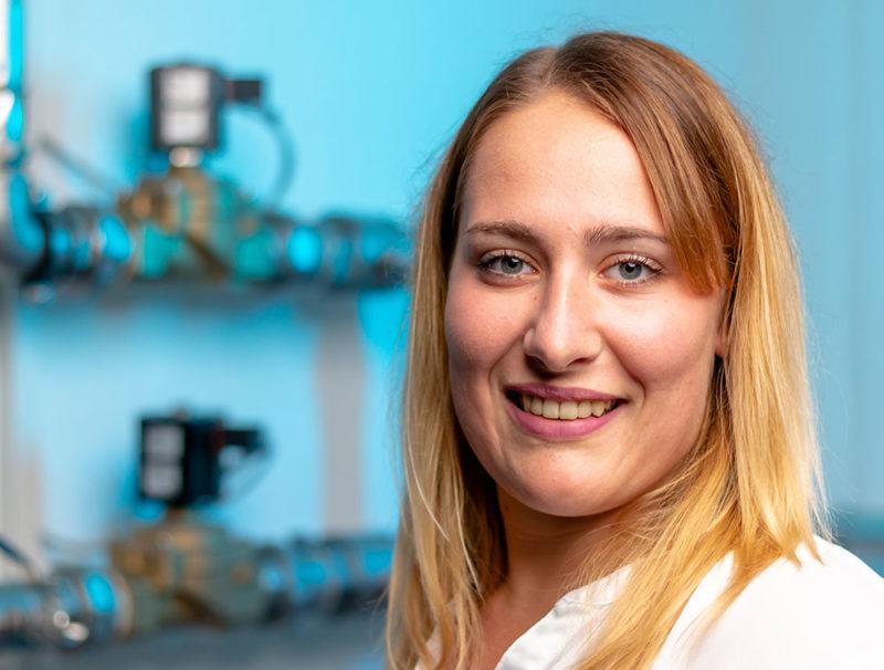Pia Schmidt - Verwaltungsfachangestellte - WZV Altmannsteiner Gruppe
